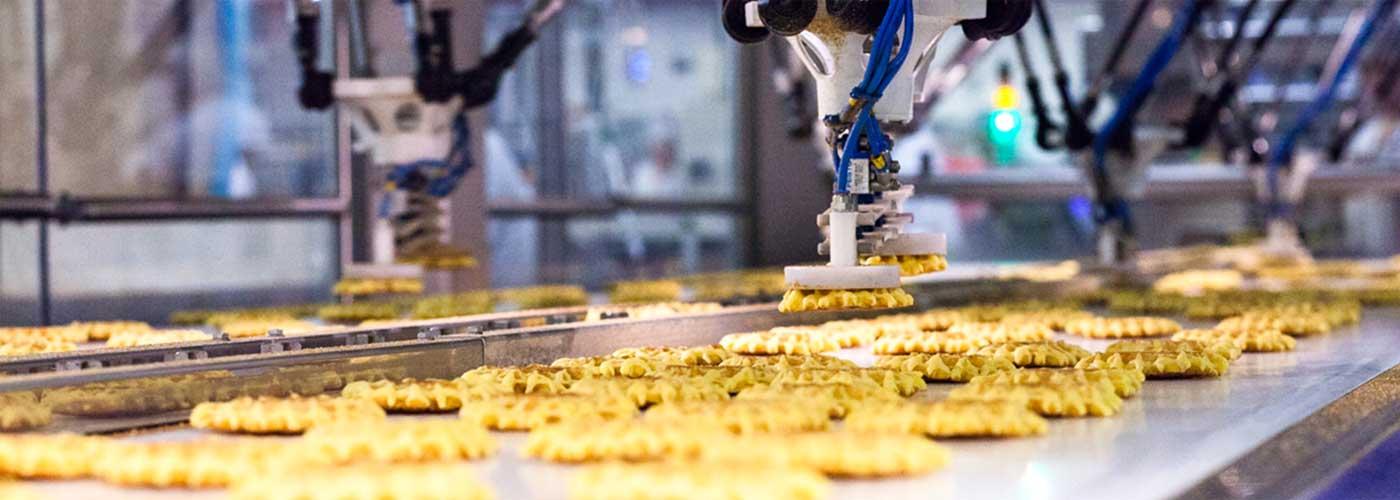 robotisatie wafels